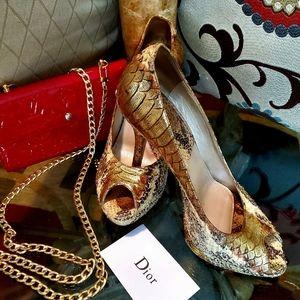 DIOR DIOR 🌺🌺 heels